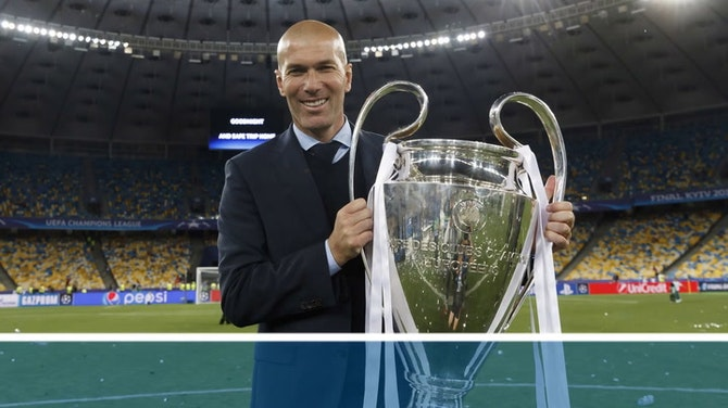 Preview image for Breaking News - Zidane leaves Real Madrid