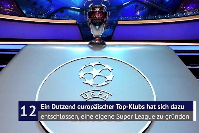 Was steckt hinter der umstrittenen Super League?