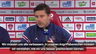 """Vorschaubild für Pochettino trotz Sieg: """"Müssen uns verbessern"""""""