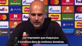 """Image d'aperçu pour Groupe A - Guardiola : """"Grealish s'améliore de jour en jour"""""""