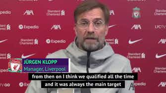 Preview image for Champions League qualification won't lead to summer spending - Klopp