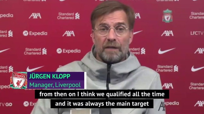 Champions League qualification won't lead to summer spending - Klopp