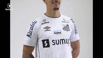 Preview image for Santos announce Emiliano Velázquez as new signing