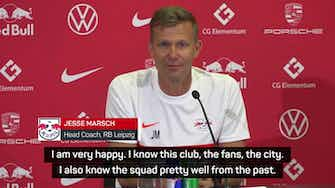 Preview image for RB Leipzig my 'dream' job - Marsch