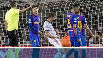 Vorschaubild für 3:0! Dominante Bayern überrennen Barca