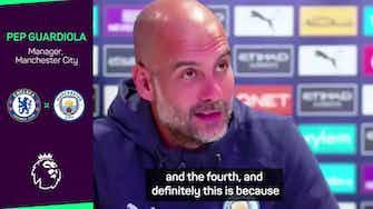 "Preview image for ""Man City accept the challenge"" - Guardiola ready for toughest Premier League season yet"