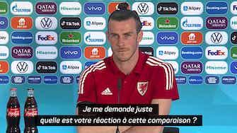 """Image d'aperçu pour Groupe A - Bale sur la comparaison entre Stoke et le Pays de Galles : """"Je ne savais pas que Stoke était aussi bon"""""""