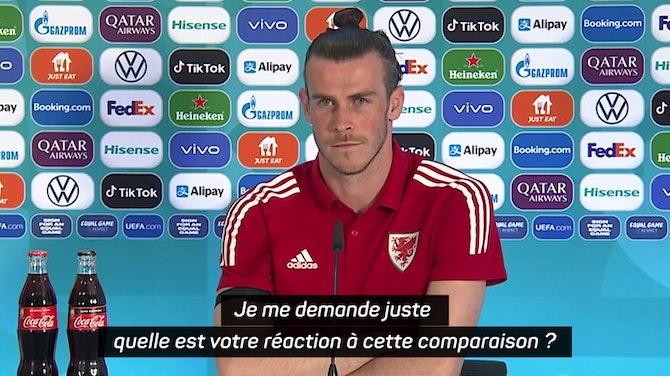 """Groupe A - Bale sur la comparaison entre Stoke et le Pays de Galles : """"Je ne savais pas que Stoke était aussi bon"""""""