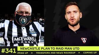 Preview image for Newcastle plan to raid Man United for stars!