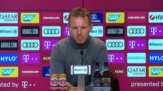 """Vorschaubild für Nagelsmann zu Dreierpacker Lewandowski: """"Top of the top"""""""