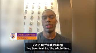 Preview image for Layoff from football helped me - Sturridge