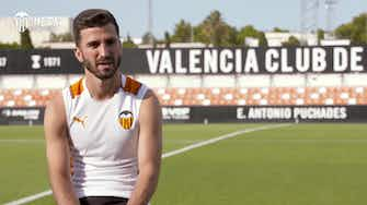 Preview image for Valencia CF captain Gayà previews the new season