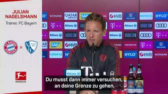"""Vorschaubild für Nagelsmann: Zoller-Kreuzbandriss """"tut mir leid"""""""