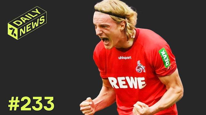 Wie gehts weiter Werder Bremen? Bornaauw rettet den FC! Suarez schiesst Atlético zum Titel!