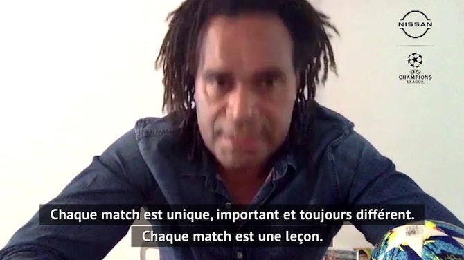 """Exclusif - Karembeu : """"Le premier match était important et crucial"""""""
