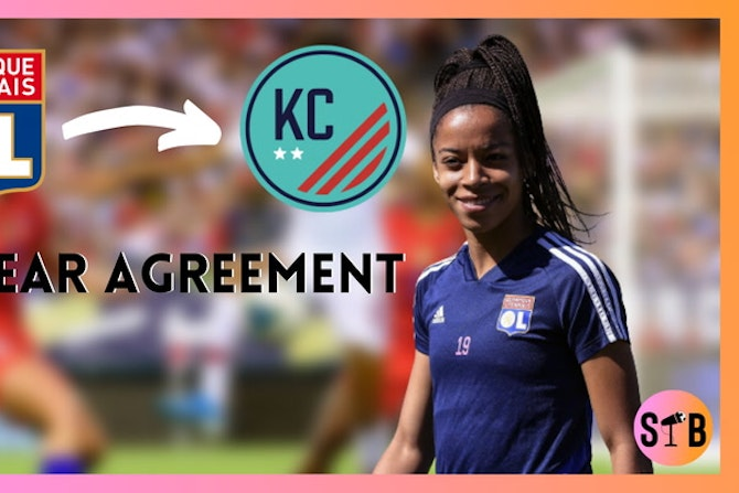 TRANSFER: Portuguese Jéssica Silva moves from Lyon to Kansas City [NWSL]