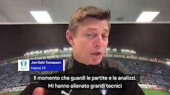 """Anteprima immagine per Tomasson: """"Il calcio come gli scacchi, Ancelotti un maestro"""""""
