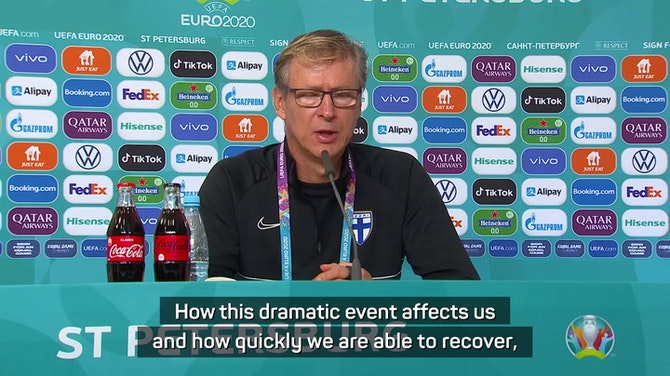 Finland must remain focused after emotionally difficult Denmark clash