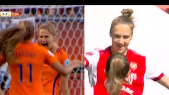 Preview image for Vivianne Miedema IDENTICAL GOALS