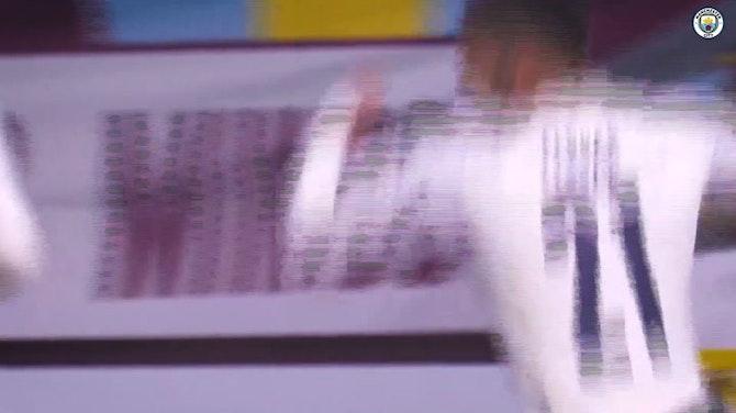 Ferran Torres' superb pace