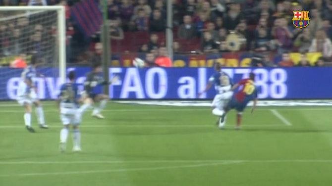 Leo Messi's best LaLiga goals