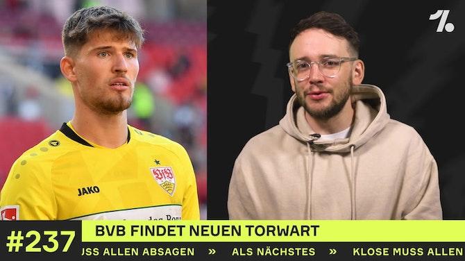 BVB findet neuen Torwart