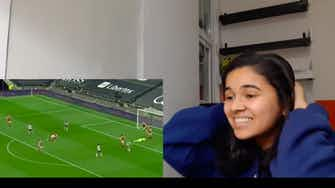 Preview image for REACTING to the WSL Save of the Season 20/21