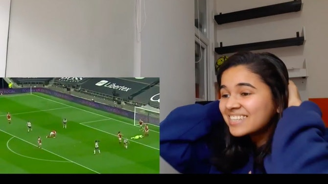 REACTING to the WSL Save of the Season 20/21