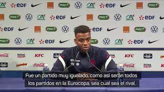 """Imagen de vista previa para Lemar, sobre el España vs. Portugal: """"Muy igualado, así será la Eurocopa"""""""