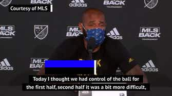 Preview image for Henry urges Montreal to get results, not just play 'pretty'