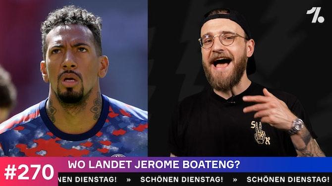 Vorschaubild für Wo landet Jerome Boateng?