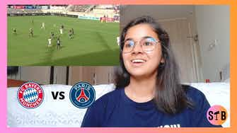 Preview image for REACTING to Bayern vs PSG [PENALTY SHOOTOUT + HIGHLIGHTS]