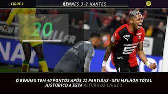Imagem de visualização para Cinco coisas Ligue 1 - Sarabia à frente