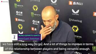 Preview image for Nuno praises Dele and Kane in win at former club Wolves
