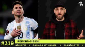 Vorschaubild für Rekord-Messi!