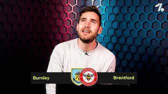 Preview image for PREDICTING Burnley vs Brentford!