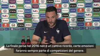 """Anteprima immagine per Lloris: """"Finale persa? Poi abbiamo vinto il Mondiale"""""""
