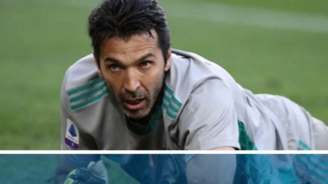 Breaking News - Buffon announces Juventus exit