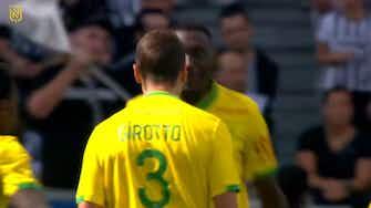 Imagem de visualização para Andrei Girotto marca em vitória do Nantes sobre o Angers; veja o gol