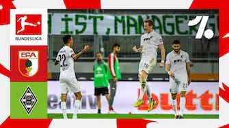 Imagem de visualização para O que de melhor aconteceu em Augsburg vs. Borussia M'Gladbach | 09/18/2021