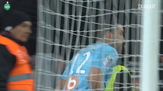 Vorschaubild für Khazri's brace helps Saint-Etienne to win vs Marseille