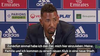 Vorschaubild für Boateng über DFB-Comeback und EL-Titel mit Lyon