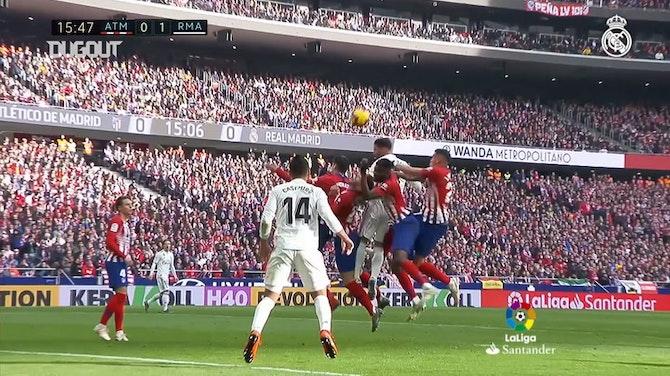 Gareth Bale Seals The Derby At Wanda Metropolitano