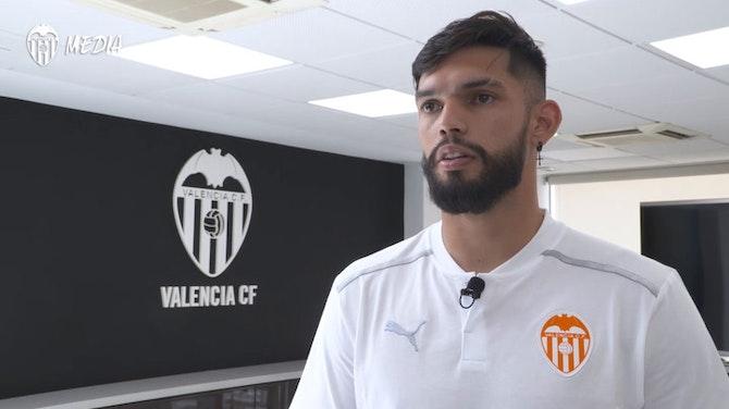 Imagen de vista previa para  Omar Alderete llega al Valencia