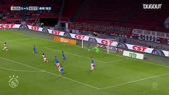 Image d'aperçu pour Le but de la victoire d'Antony contre Vitesse