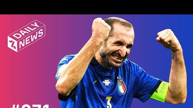 Vorschaubild für Italien im Finale: Wer folgt? Sabitzer nach Dortmund+