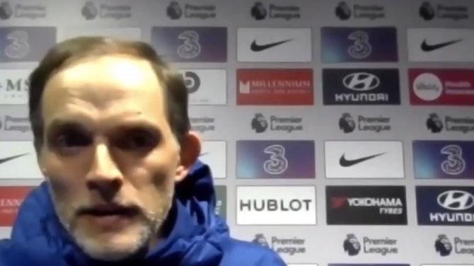 """Image d'aperçu pour 36e j. - Tuchel : """"Ce n'est pas une victoire méritée pour Arsenal"""""""