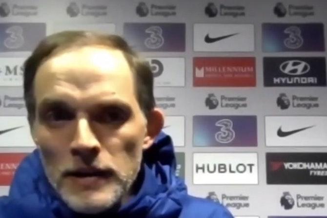 """36e j. - Tuchel : """"Ce n'est pas une victoire méritée pour Arsenal"""""""