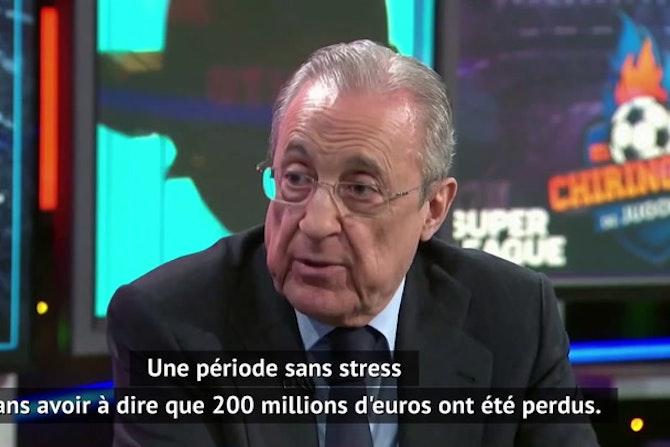 """Super Ligue - Pérez : """"Sauver le football"""""""