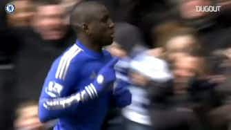 Preview image for Best Volleys: Demba Ba Vs Manchester United
